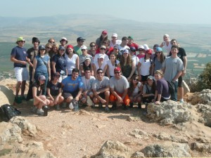 Birthright Israel group